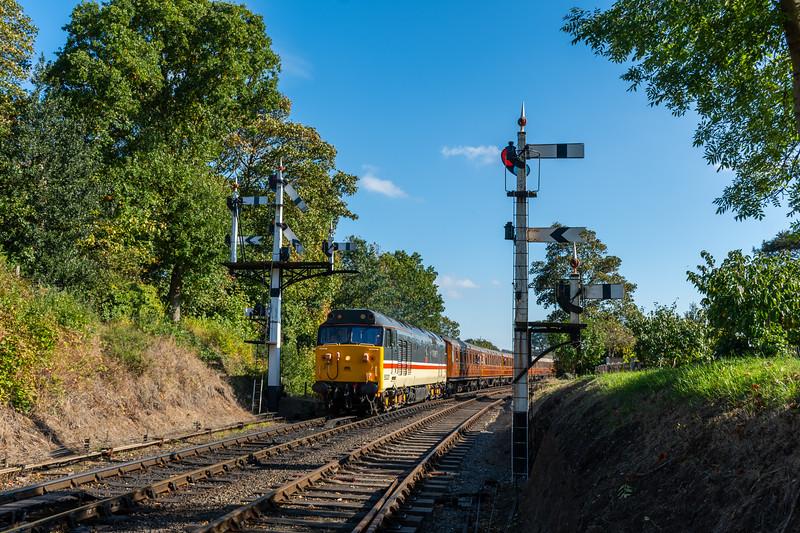 50031, Bewdley South