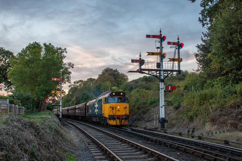 50049, Bewdley South