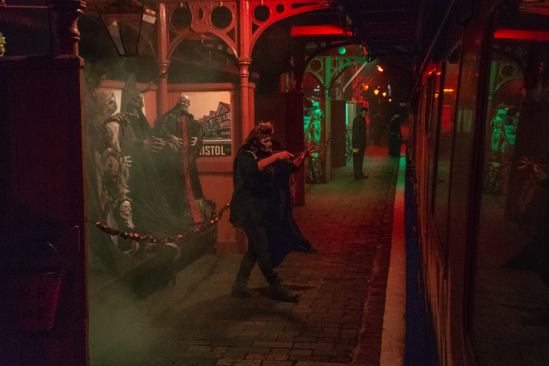 Spooky Goings-On at Bewdley