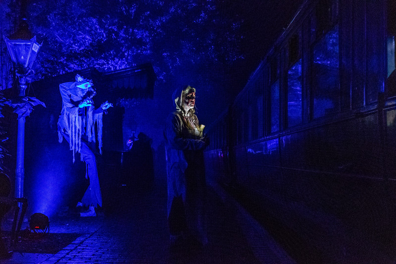 Ghostly Goings On at Arley