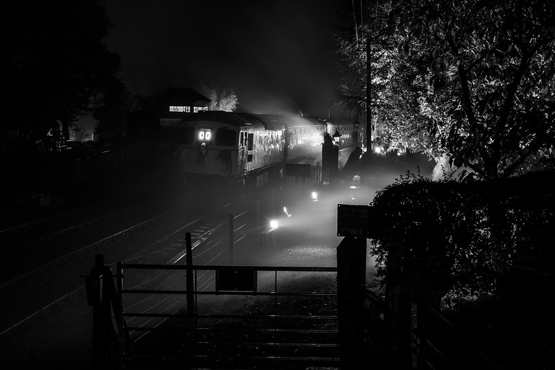 33108 - Ghostly Goings on at Arley