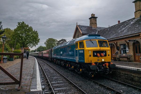 47749 & 60095 (rear), Arley