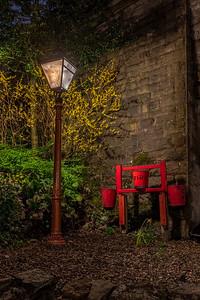 Arley, SVR by Night