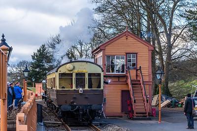 Auto Train, Arley Yard