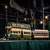 Blackpool tram in the Engine House!