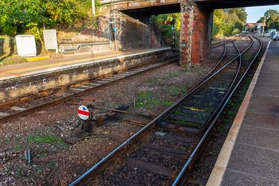 Reedham Junction - crossover