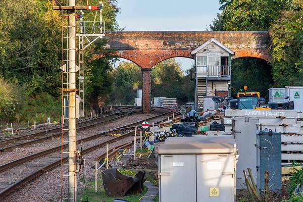 RJ28 & RJ39, Reedham Junction