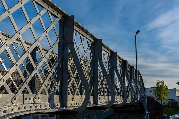 Reedham Station Footbridge