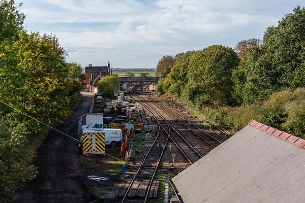 Reedham Junction station area