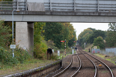 A3, A4, A19 & replacement signals, Acle