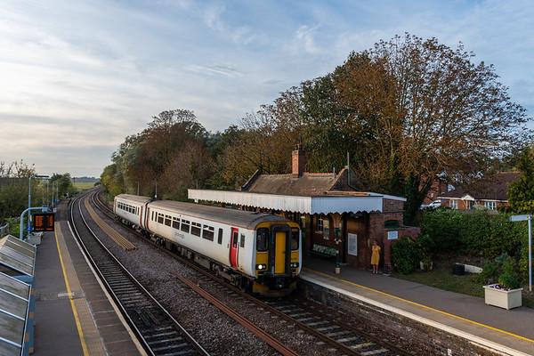 156416, Reedham Junction