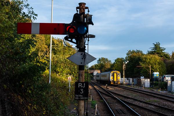 156402, Reedham Junction