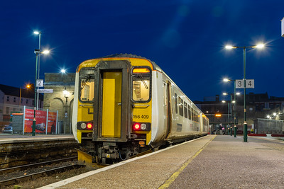 156409, Lowestoft
