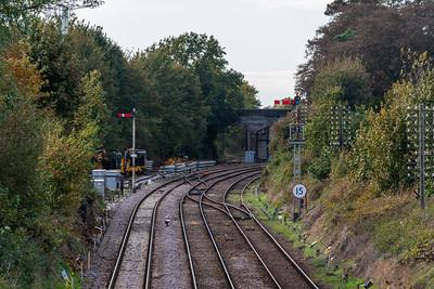 Reedham Junction - Before Remodelling