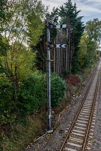 RJ6 / Reedham Swing Bridge Distant