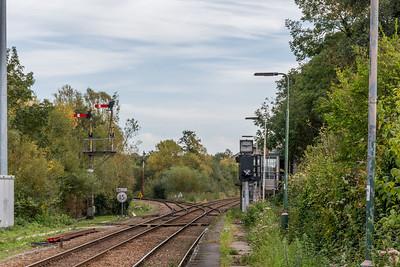 Brundall Junction & Signal Box