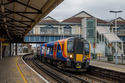 450126, Clapham Junction