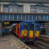 SWR Class 455, Clapham Junction