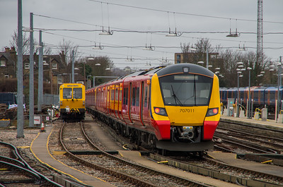 707011, Clapham Junction