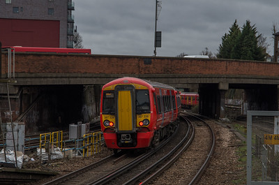 387210 & 387226, Clapham Junction