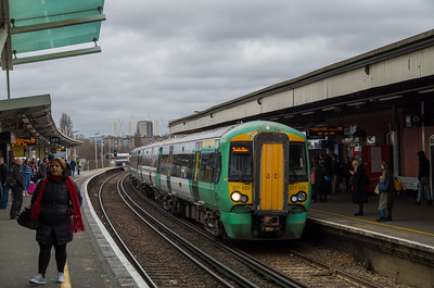 377433, Clapham Junction