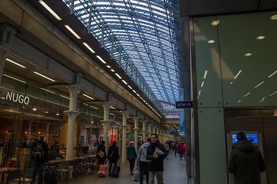 St Pancras - Concourse
