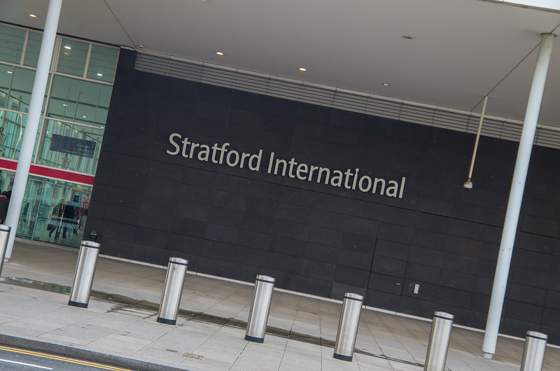 Stratford International station