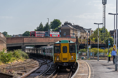 455815, Clapham Junction