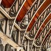 Station roof - London Paddington