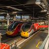 390103 & 390006, London Euston