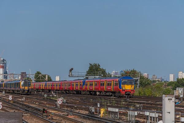 456018, Clapham Junction