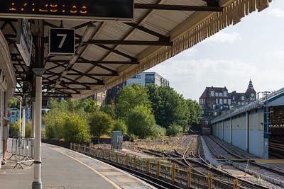 Clapham Junction Depot