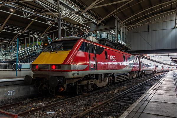 LNER 91130, Leeds