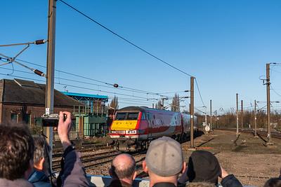Mk4 DVT 82230 in demand at York