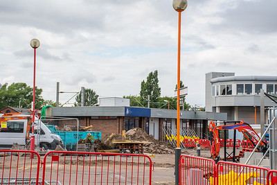 Wolverhampton Railway Station redevelopment