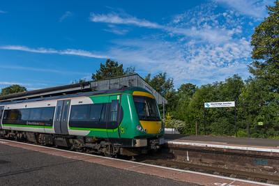 WMR 170633, Stourbridge Junction