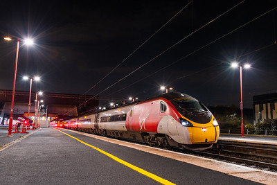 Virgin Trains 390047, Birmingham International