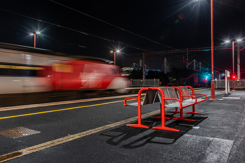 Virgin Trains 390047, Birmingham International