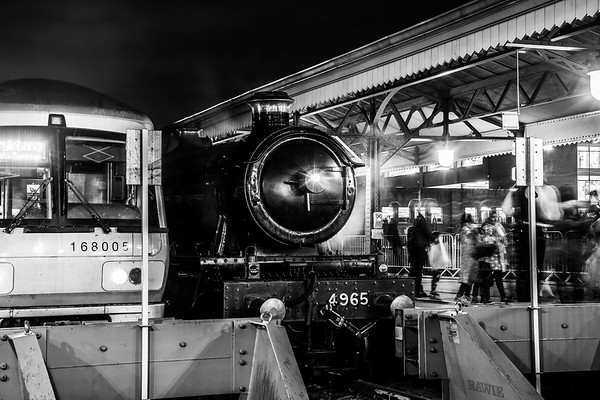 The Polar Express at Birmingham Moor Street