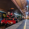 The Polar Express at Birmingham Moor Street