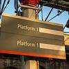 Crewe - Platform 1