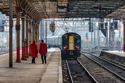 Departing for London - 1U32