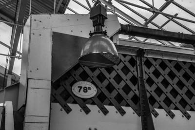 Crewe Station - Footbridge