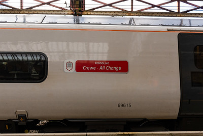 Crewe - All Change
