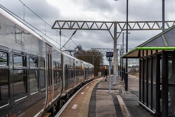 WMR Class 323, Duddeston