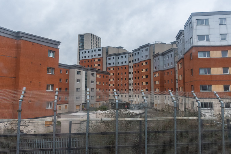 Former student accommodation, Birmingham
