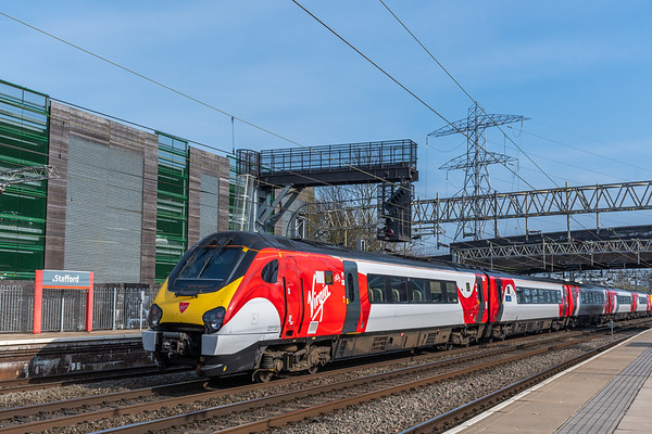 221101, Stafford - New Livery