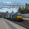 DRS Class 68 hauls AGA class DVT & 90