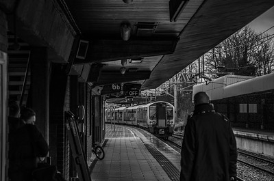 Observing departure