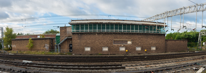 Stafford No.5 signal box